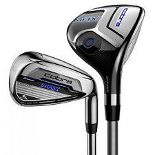 Cobra MAX Combo Hybrid Irons 2016 - Choose Set Composition, Flex & Dexterity