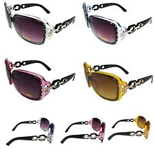New DG Women Eyewear Fashion Sunglasses Rhinestones Sunglasses 362dg