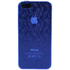 Ultra Thin Frosted Crystal Snap-On New Case Cover Skin For Apple iPhone 5/5S