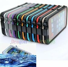 Shockproof Waterproof Snow/Dirt Proof Durable Case Cover For Apple iphone phones
