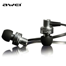 Awei ES900i Cool Universal Earphone Super Bass 3.5mm in-ear Headsets Headphone