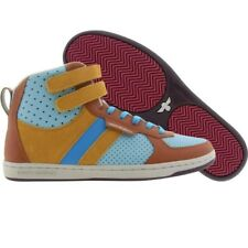 $110 Creative Recreation Womens Dicoco (rust / wheat / blues)