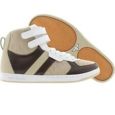 $95 Creative Recreation Womens Dicoco (brown / khaki / white) SZ 8 9