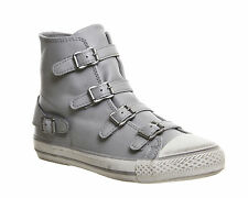 Ash Virgin High Top MARBLE LEATHER Trainers Shoes