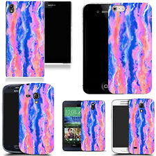 silicone gel cover for majority Mobile phones - vivid pattern silicone