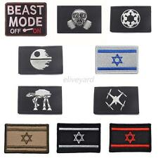 Fashion Military Tactical Army Embroidery Morale Patch Badge Armbands Accessory