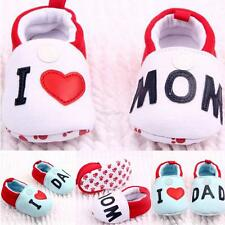 Baby Kids Girls Boys Soft Sole Anti-slip Slippers Cotton Infant Shoes Prewalkers