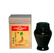 Detoxifying Panax Korean Ginseng Root Extract 30 grams Pure Concentrate IL HWA