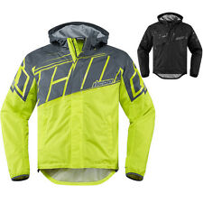 Icon PDX 2 Mens Waterproof Street Riding Motorcycle Jackets