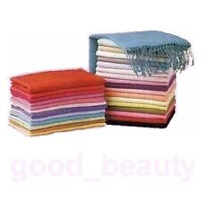 Pashmina Cashmere Wool Scarf Shawl Wrap P1025 with Tags