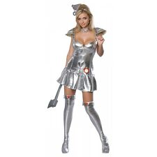 Tin Man Costume Wizard of Oz Halloween Fancy Dress
