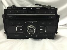13-14 Honda Civic Sedan Factory OEM Radio CD Aux Player 39100-TR3-A314-M1