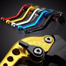 CNC Clutch Brake Levers For Triumph Sprint GT/ST/RS TT 600 Tiger EFI Scrambler