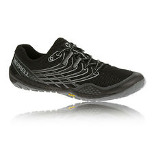 Merrell Trail Glove 3 Mens Black Trail Running Sports Shoes Trainers Pumps