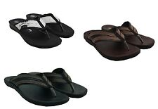 Mens boys Slip On Flip Flop summer Beach toe post Sandals casual Shoes Size7-11
