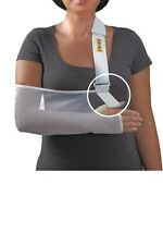 Meditex Pouch Arm Sling (Support for Broken, Sprained, Fractured Arms or Hands)
