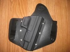 Springfield Armory IWB Kydex/Leather Hybrid Holster