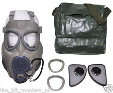 Czech M10M gas mask / respirator with drinking straw sealed unissued - all sizes