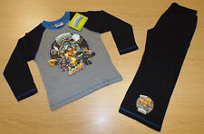 BRAND NEW BOYS SKYLANDERS SWAP-FORCE PYJAMAS AGES: 4-5, 5-6, 7-8, 9-10 YEARS