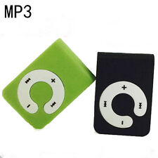NEW Mini Clip USB MP3 Player Support upto 16GB Micro SD TF Card Music Media
