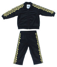 Adidas Baby Boys Jeremy Scott Music Note Track Suit Black