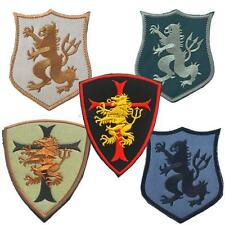 3D Embroidery Military Tactical Army Morale Patch Sew Badge Applique Decor Patch