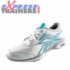 Reebok Easytone Revitalite Womens Toning Fitness Gym Trainers White