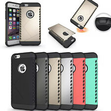 NEW Luxury Shockproof Aegis Armor  PC Case Cover For iphone 6 6S Plus