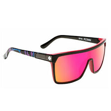 Spy Flynn Sunglasses Ken Block Livery 2015 Happy Grey Green Pink Spectra