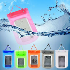 Waterproof Bag Case Skin Cover Saver Pouch for Cell Phones Swimming Dry Bag