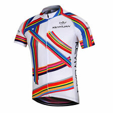 Men's Cycling Jersey Short Sleeve Bicycle Clothing Bike Cycle Jersey
