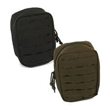 Viper Medium Molle Utility Pouch with Lazer Laser Molle loops on front.