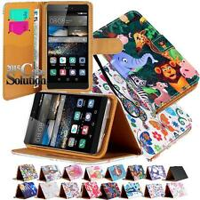 New Flip Cover Stand Wallet Leather Case For Various Huawei Honor Mobile Phones