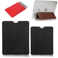 PU Leather Sleeve Bag Carry Case Pouch Stand Cover For iPad 4 5 6 Air Mini 2 3 4