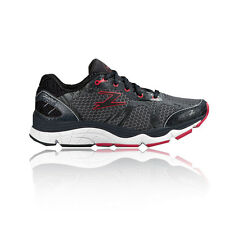 Zoot Del Mar Mens Red Black Sneakers Running Road Sports Shoes Trainers