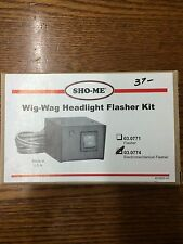 Wig-Wag Headlight Flasher Kit