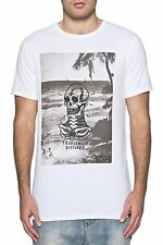 Globe Tropically Disturbed T-Shirt Mens Unisex Tee Shirt Clothing Top New