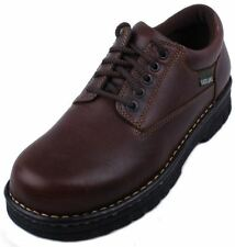 Eastland Plainview Womens Brown Leather Oxford Shoes