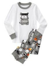 GYMBOREE SLEEPWEAR FRANKENSTEIN GOG 2pc PAJAMAS GYMMIES 2 3 4 5 6 7 8 NWT