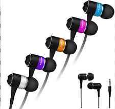 Super Bass 3.5mm In-Ear Earphone Headset Stereo Earbud Headphone