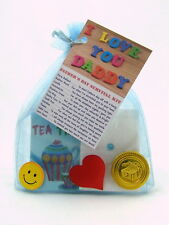 FATHERS DAY & BIRTHDAY FABULOUS GIFT CARD PRESENT SURVIVAL KIT PERSONALISED DAD