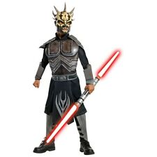Deluxe Savage Opress Costume Kids Star Wars The Clone Wars Sith Halloween