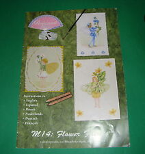 Pergamano - Flower Fairies, Craft instructions M14