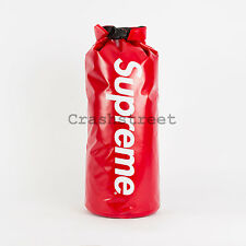 Supreme SS16 SealLine 20L Nimbus Dry Sack bag camp cap box tee logo backpack