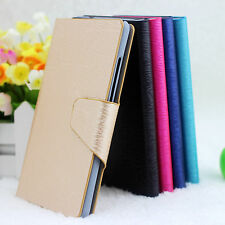 For Sony Xperia Ion Lt28i Lt28h Wood Vein PU Leather Flip Wallet Case Cover