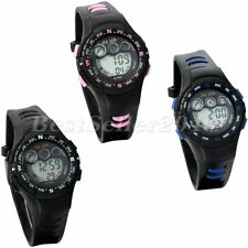 Fashion Date Multifunction Sports Electronic Wrist Watch for Child Boy Girl Kids