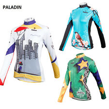 2016 PALADIN Women Cycling Jacket Mountain Bike Jersey Long Sleeve Clothes Wear