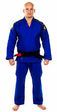 Kingz Blue Basic Gi with Free White Belt