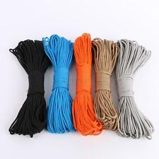 100FT 550 Paracord Parachute Cord Lanyard Desert Survival Type III 7 Strand Core