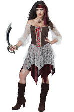 Brand New Sexy South Seas Siren Pirate Women Adult Halloween Costume